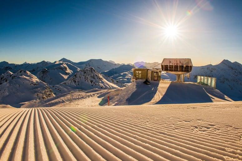 Højt beliggende skiløb i Obertauern - Skiferie med Nortlander