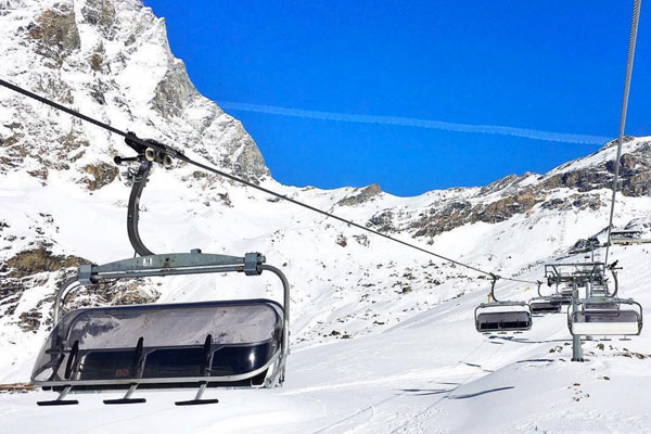 Cervinia snerapport