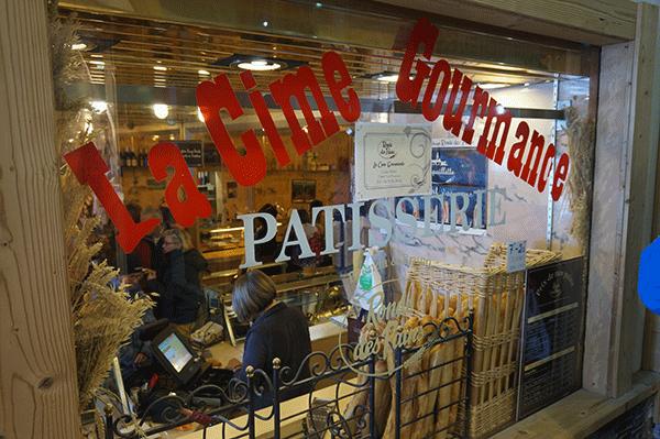Et fransk bageri - hjemsted for croissanter og baguettes