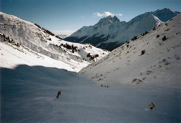 Happy Valley får smilene frem på de fleste skiløbere
