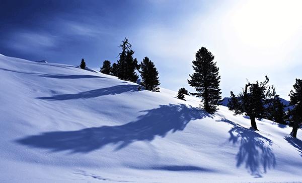 Som sagt Passo Tonale er sne-og solsikkert