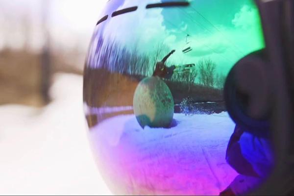 Aura Optics er tydeligvis glade for deres nye goggles