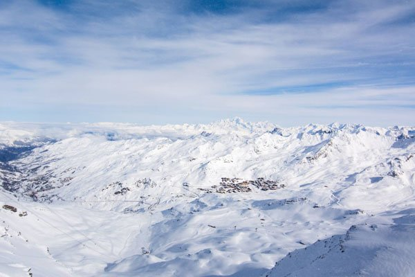 Val Thorens Snerapport