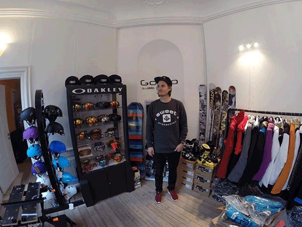 Blacksnow's shop