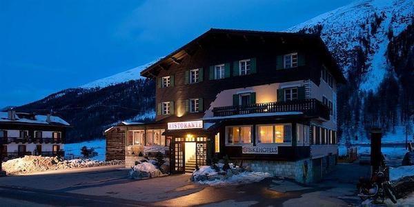 Camino en af de bedste restauranter i Livigno