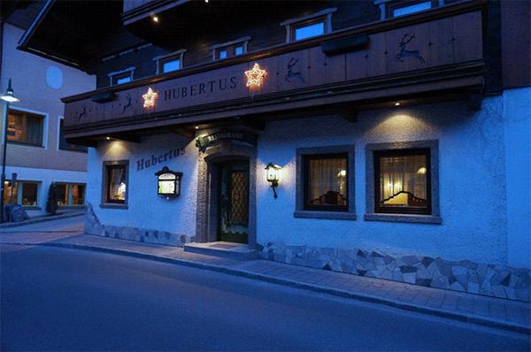 Restauranten Hubertus.