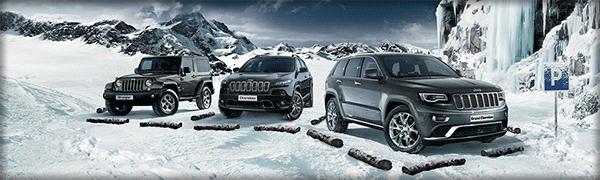 Jeep Tracks - til dig som elsker fart og spænding.
