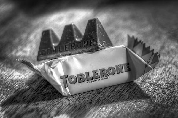 Toblerone vs. Matterhorn