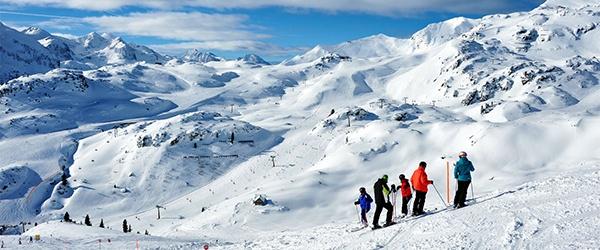 Obertauern Tauern Runde Skiferie med Nortlander