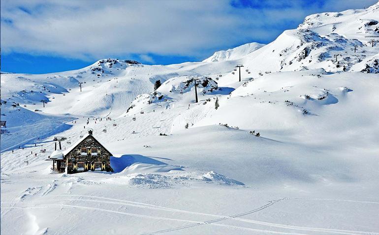 Nortlander - Obertauern - skidområdet