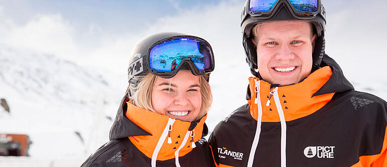 Velkommen til skiferie i Sölden - Nortlander