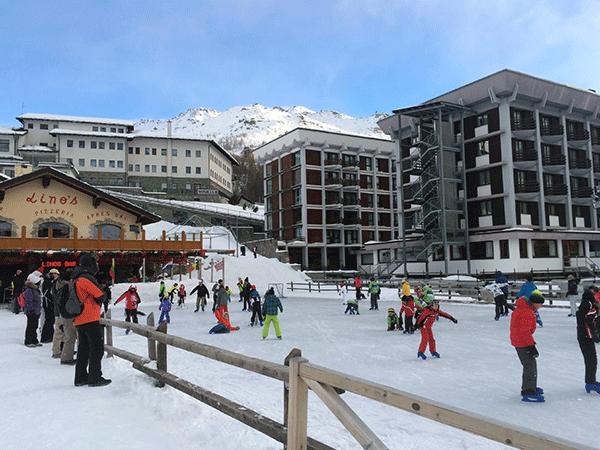 skøjtebane